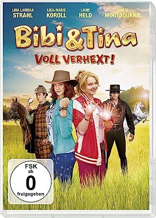 Bibi Und Tina Voll Verhext Amazonde Bibi Tina Dvd Blu Ray