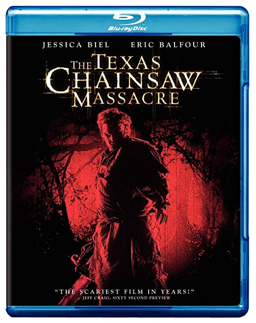 Texas Chainsaw Massacre 2003 Edizione: Stati Uniti USA Blu ...