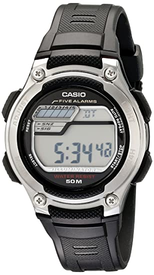 Casio W212H-1AVCF Reloj caballero: Amazon.es: Relojes