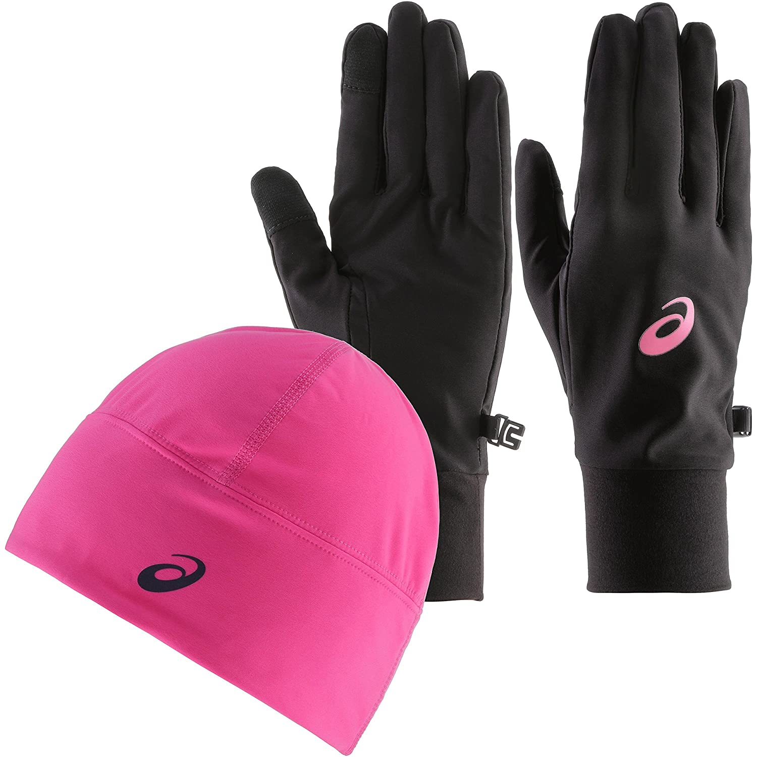 Asics Performance Ladies Hat, Scarf and Gloves Set