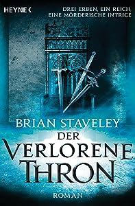 Der verlorene Thron: Roman (Thron-Serie 1) (German Edition)