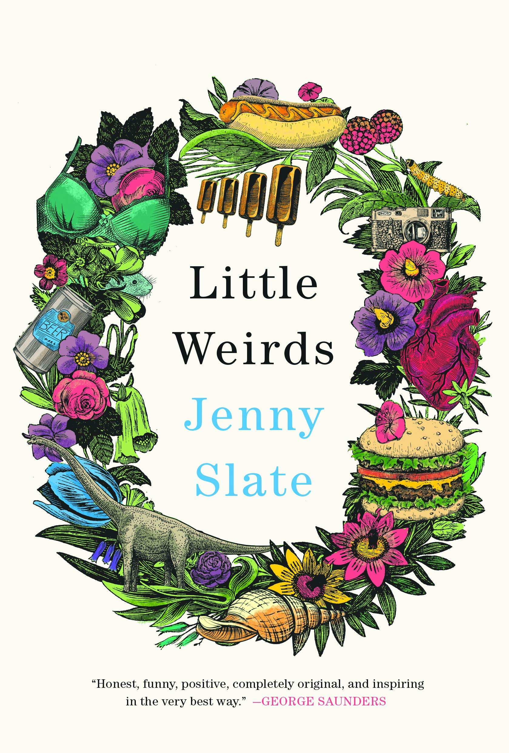 Little Weirds: Slate, Jenny: 9780316485340: Books - Amazon.ca