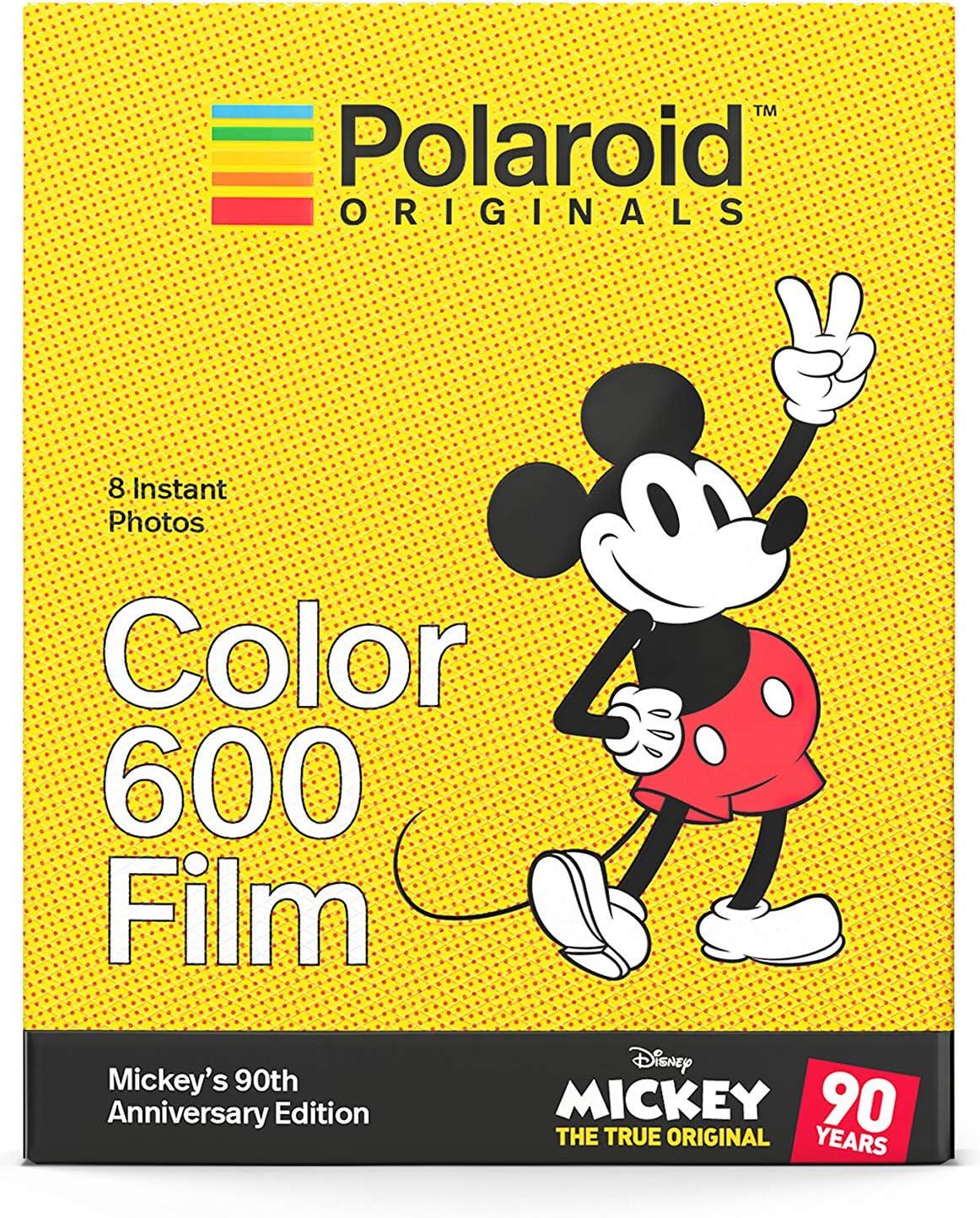 Polaroid Originals 4860 - Foto instantánea para 600 (edición 90 ...