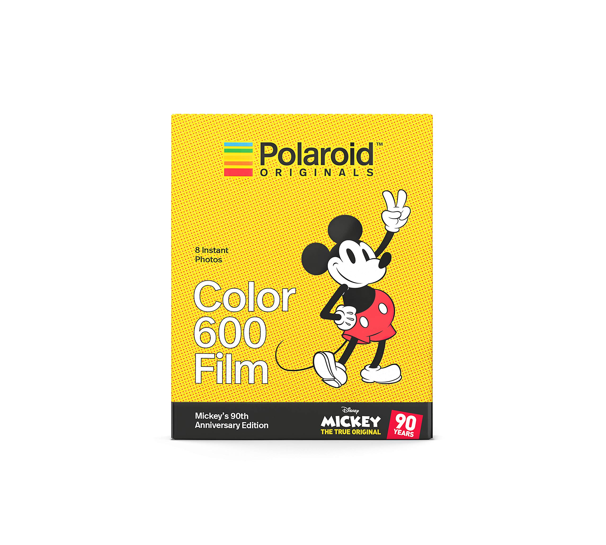 Polaroid Color Film for 600 Mickey 90th Anniversary Edition