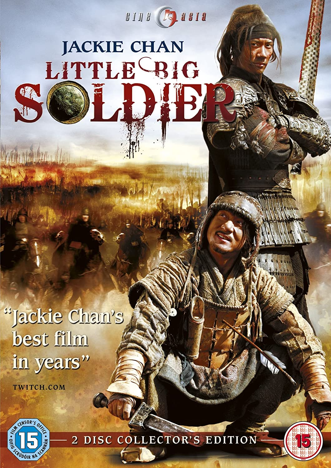 Amazon Com Little Big Soldier Dvd 2010 Movies Tv