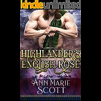 Highlander's English Rose: A Steamy Scottish Medieval Historical Romance