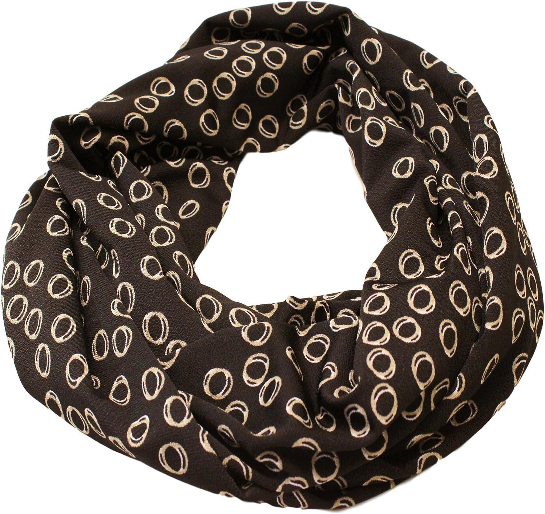 Infinity Scarf Soft Knit...