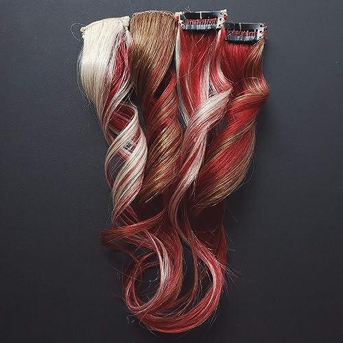 Amazon.com: 12\' Honey Blonde, Red, Auburn