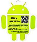Blue Sea Androidスマートフォン専用 キースイッチ i-key AndroidOS4以上に対応 6486