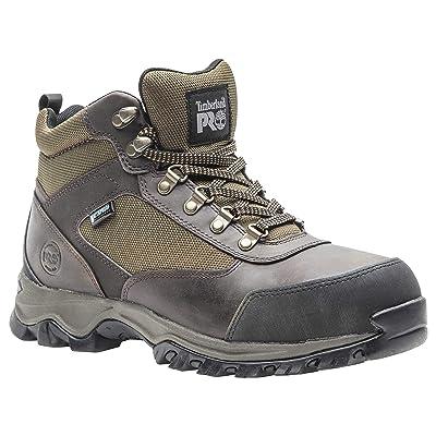 Timberland PRO Men's Keele Ridge Steel Toe Waterproof Industrial Boot | Industrial & Construction Boots