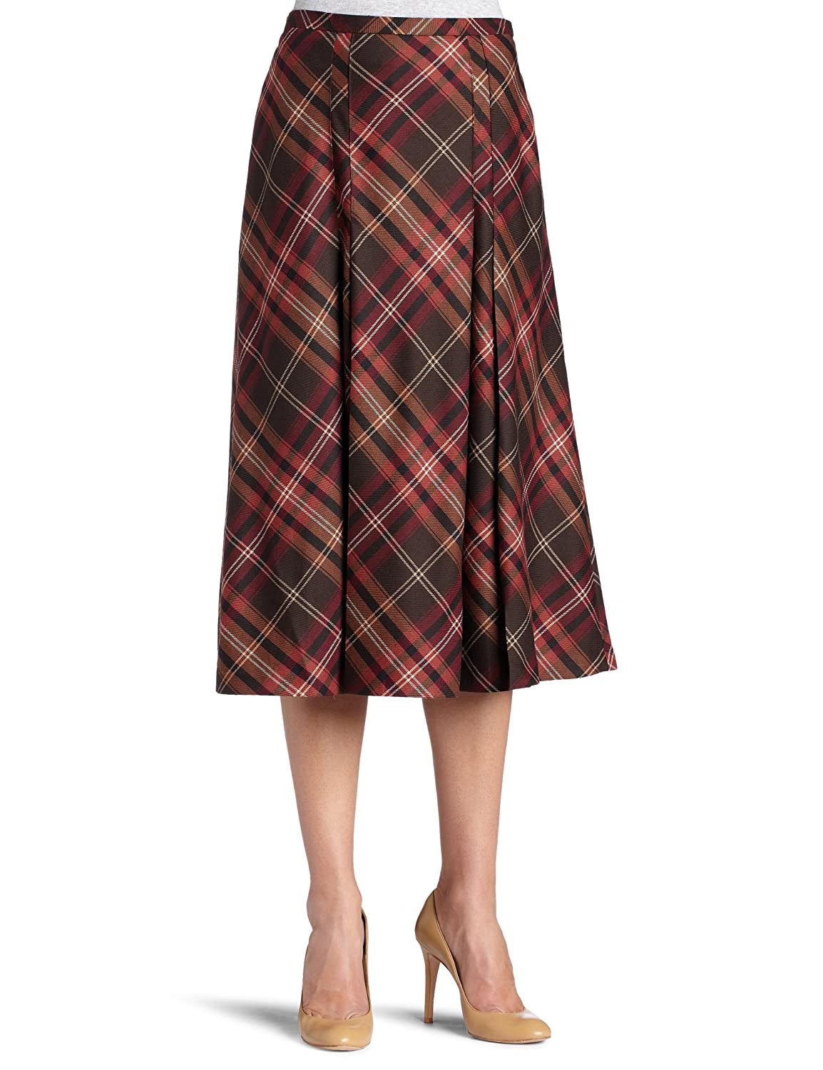 Pendleton Women's Bias Border Skirt TG624-10748