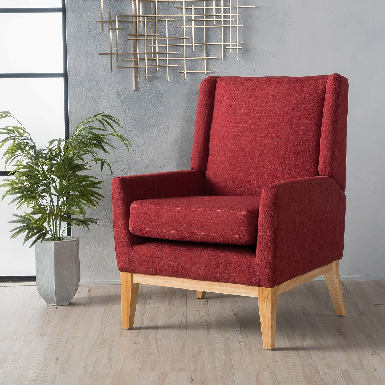 Christopher Knight Home 299398 Aural-CKH Arm Chair, Beige
