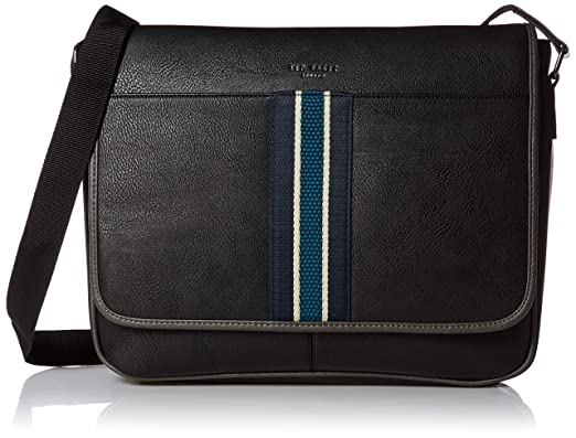 a04fa115a Ted Baker Men s KINGCOL Webbing Messenger Bags