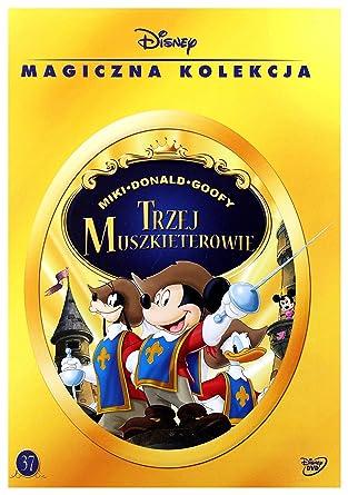 Mickey, Donald, Goofy: The Three Musketeers DVD IMPORT No hay versión española: Amazon.es: Wayne Allwine, Tony Anselmo, Bill Farmer, Russi Taylor, Tress MacNeille, Jim Cummings, April Winchell, Rob Paulsen, Maurice LaMarche, Jeff