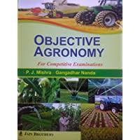 Objective Agronomy For Competitive Examinations