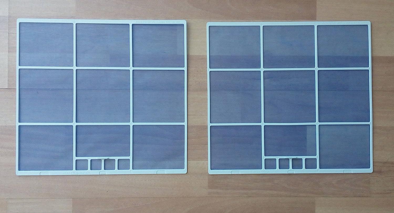 N. 2 filtros originales Aire Acondicionado Climatizador Maldives ...