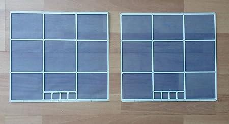 N. 2 filtros originales Aire Acondicionado Climatizador Maldives Samsung db63 – 02760 F: Amazon.es: Bricolaje y herramientas