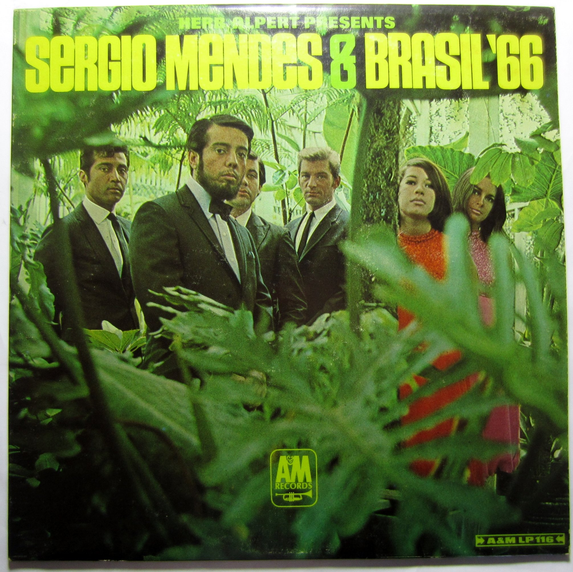 Herb Alpert Presents Sergio Mendes & Brasil '66 by A&M