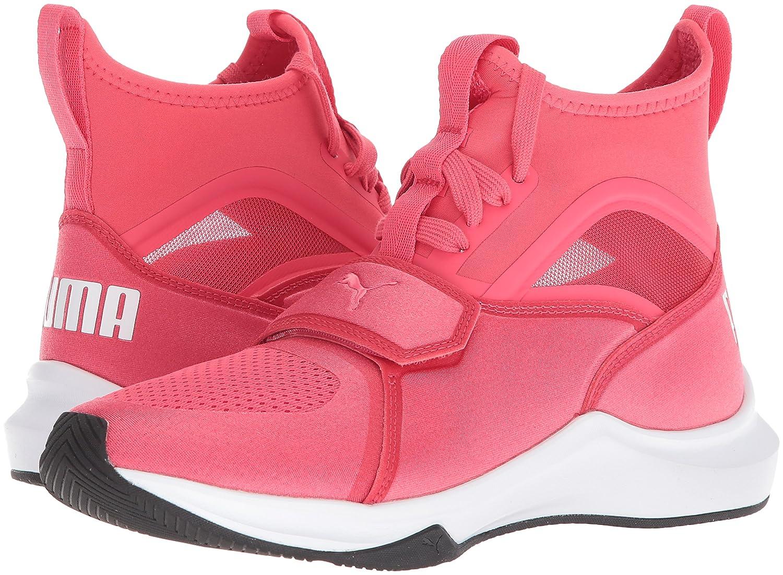 PUMA Women's Phenom Wn Sneaker B071XD4G2V 7 B(M) US Paradise Pink-puma White