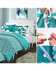 Pinion Pins (épingles à pignon), un système de brochage magnétique (Jeu de 8) Fixation pour les housse de couettes, pour attacher les décorations, les vêtements et beaucoup plus!