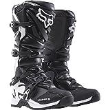 Fox Racing Comp 5 Men's Off-Road Motorcycle Boots - Black / Size 11