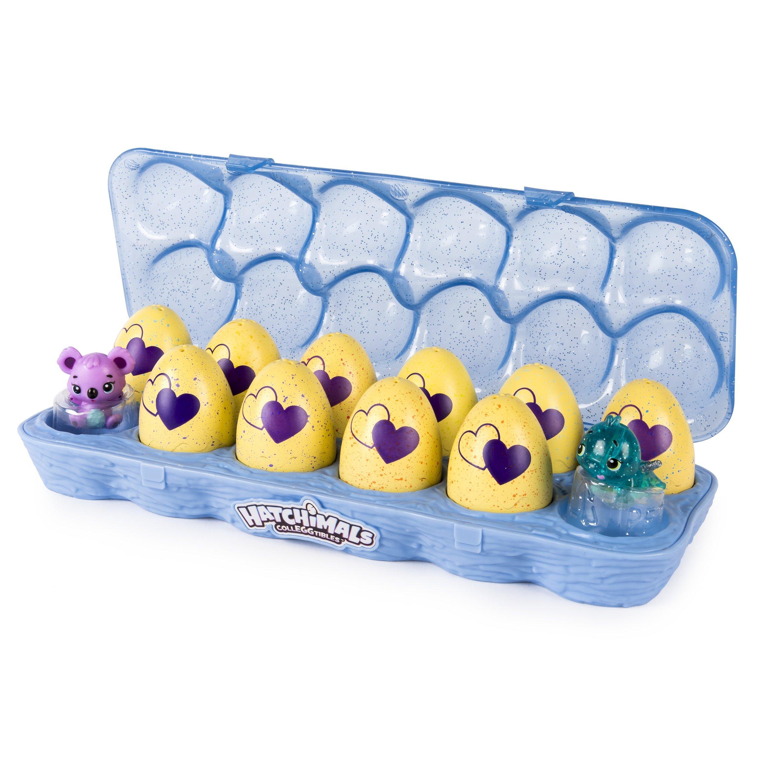Hatchimals Colleggtibles 12 Pack Egg Carton Season 1