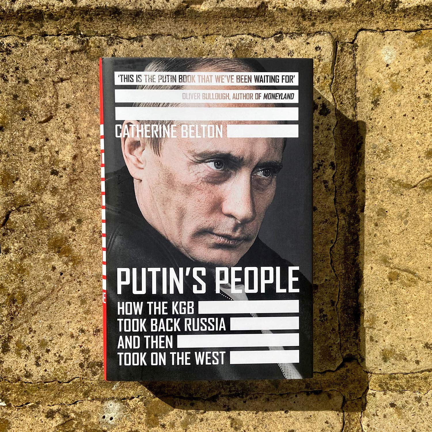 Putin's People: A Times Book of the Year 2021 : Belton, Catherine:  Amazon.es: Libros
