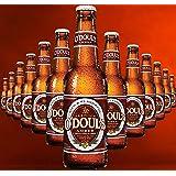 O douls ámbar non-alcoholic cerveza Six Pack: Amazon.com ...