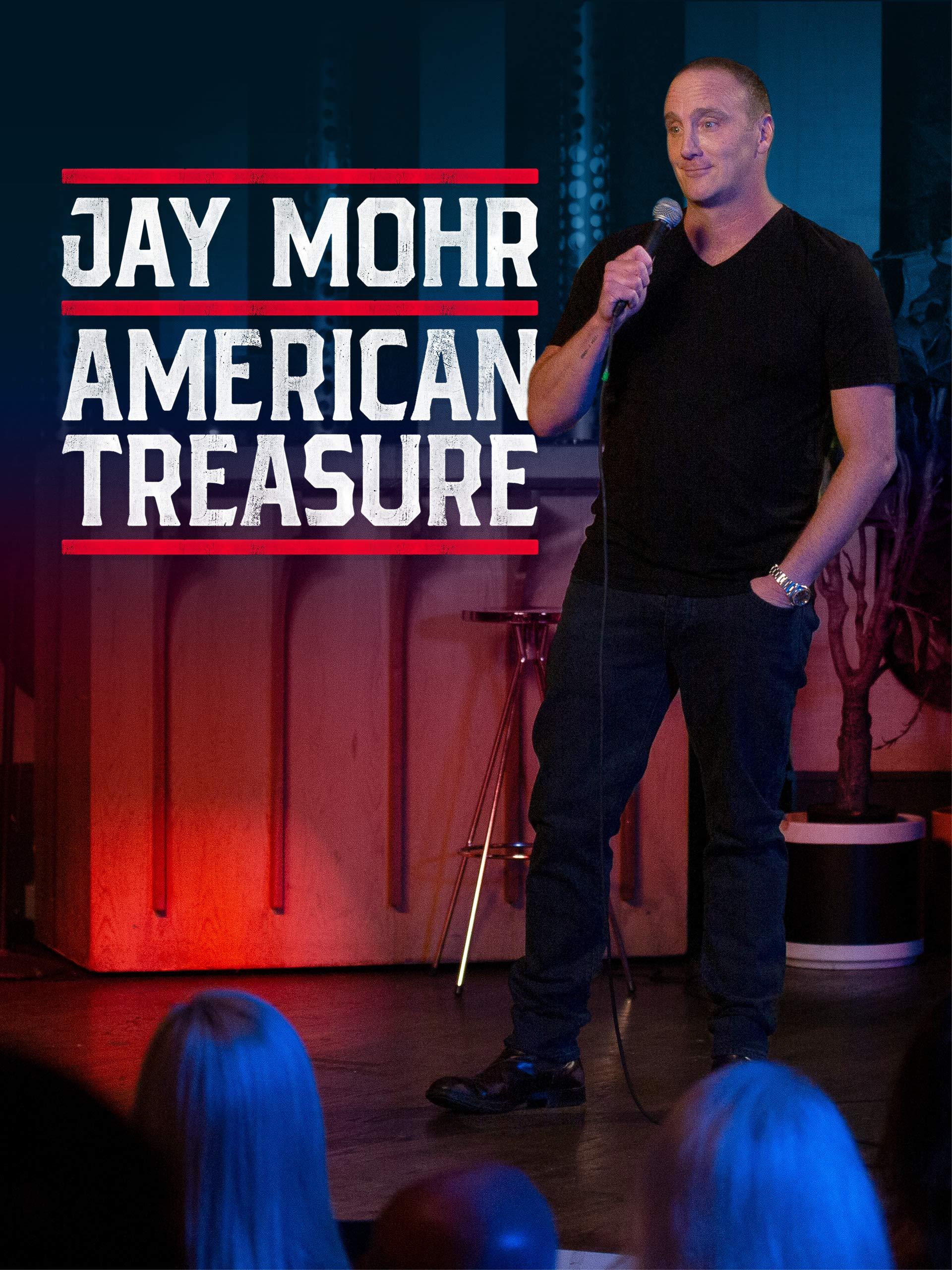 Jay Mohr: American Treasure on Amazon Prime Video UK