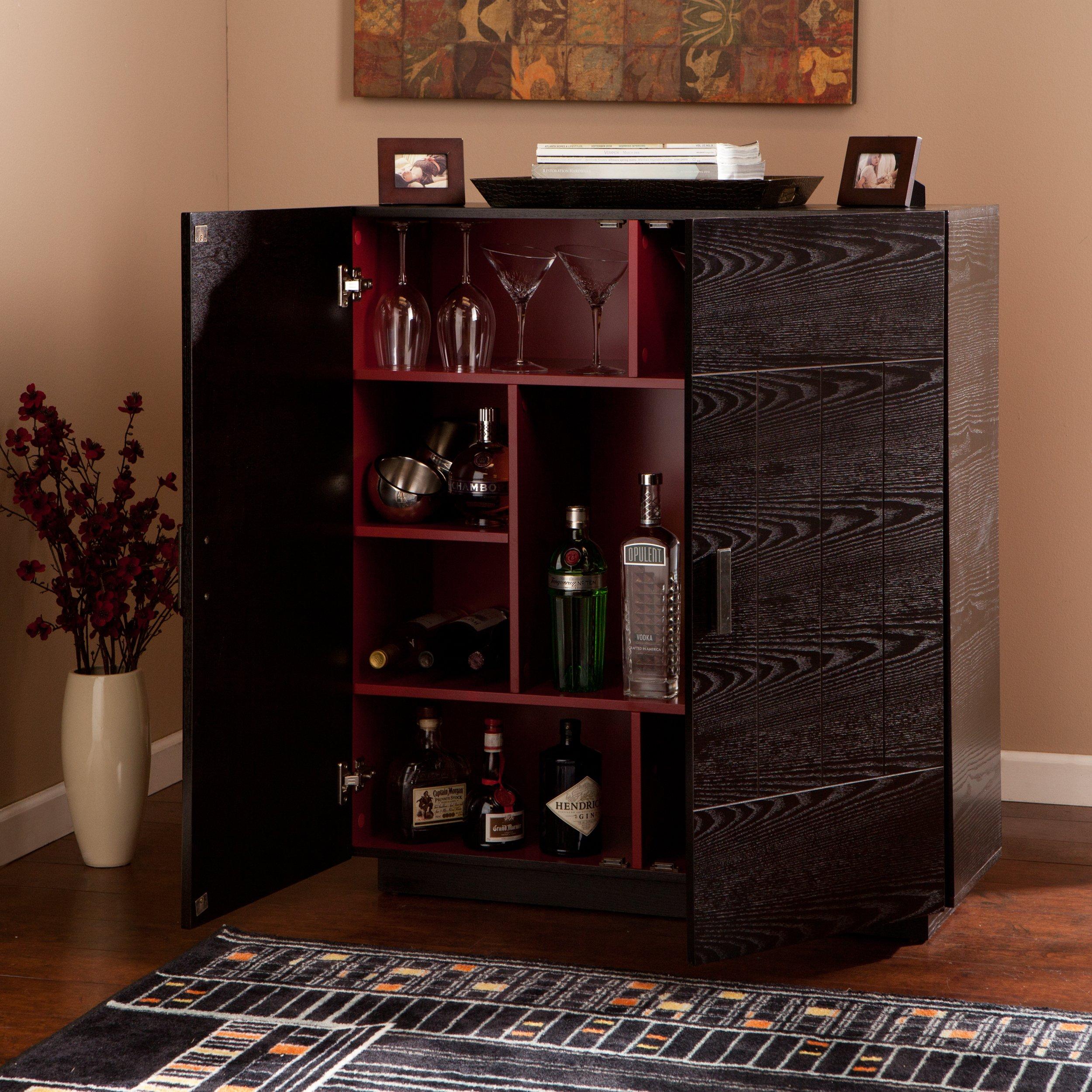 Southern Enterprises AMZ7401ZH Marc Bar Cabinet by Southern Enterprises (Image #2)