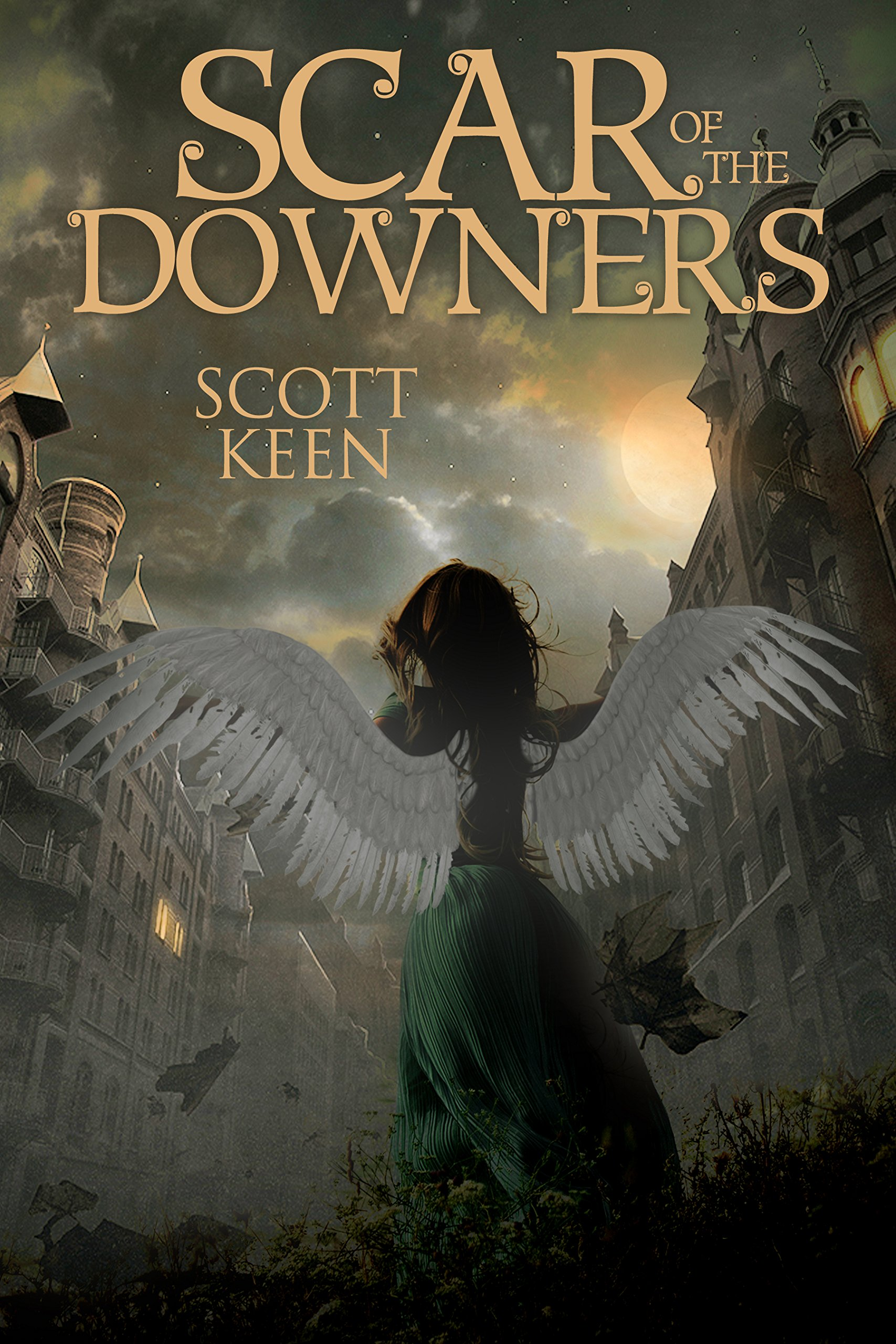 Read Online Scar of the Downers PDF