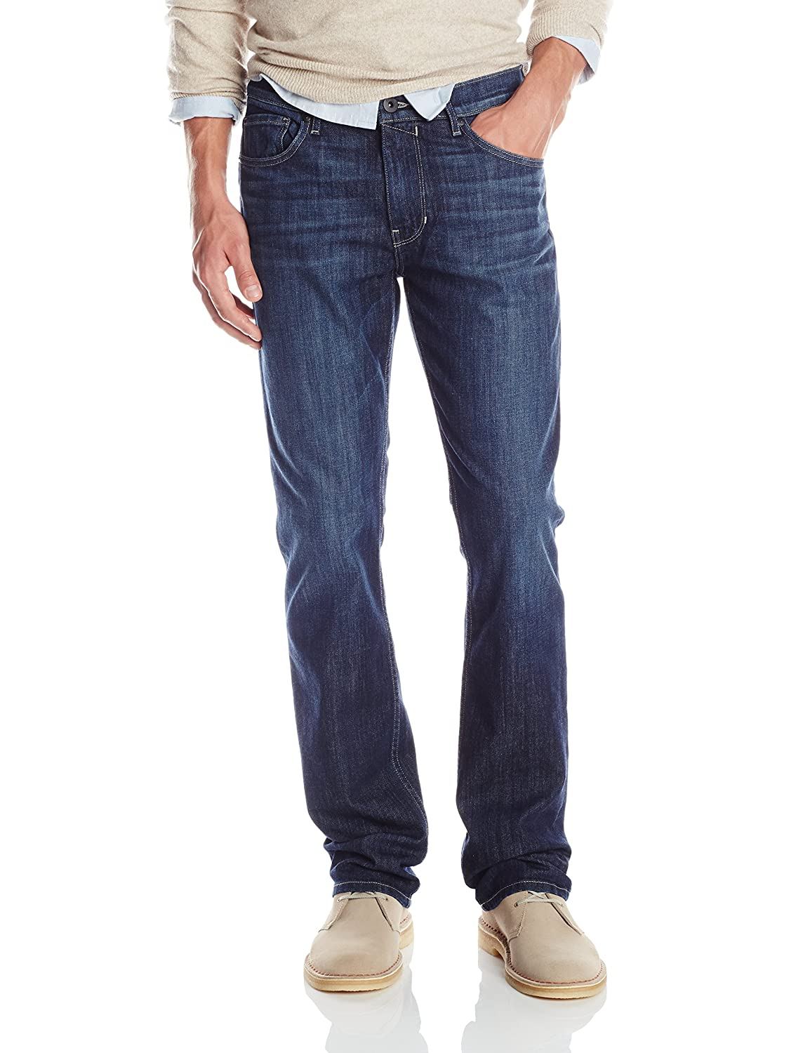 PAIGE Mens Wilshire Classic Bootcut Jean In Ponyboy