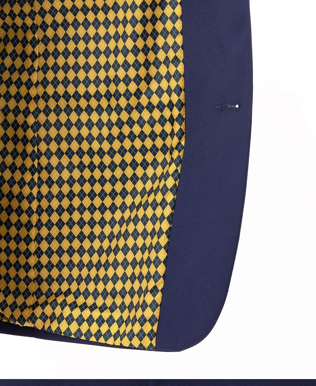 Izod Mens Varsity Blazer Business Casual Blazer
