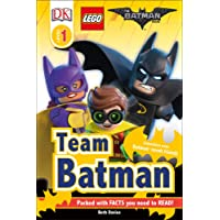 Team Batman (DK Readers, Level 1: The Lego Batman Movie)