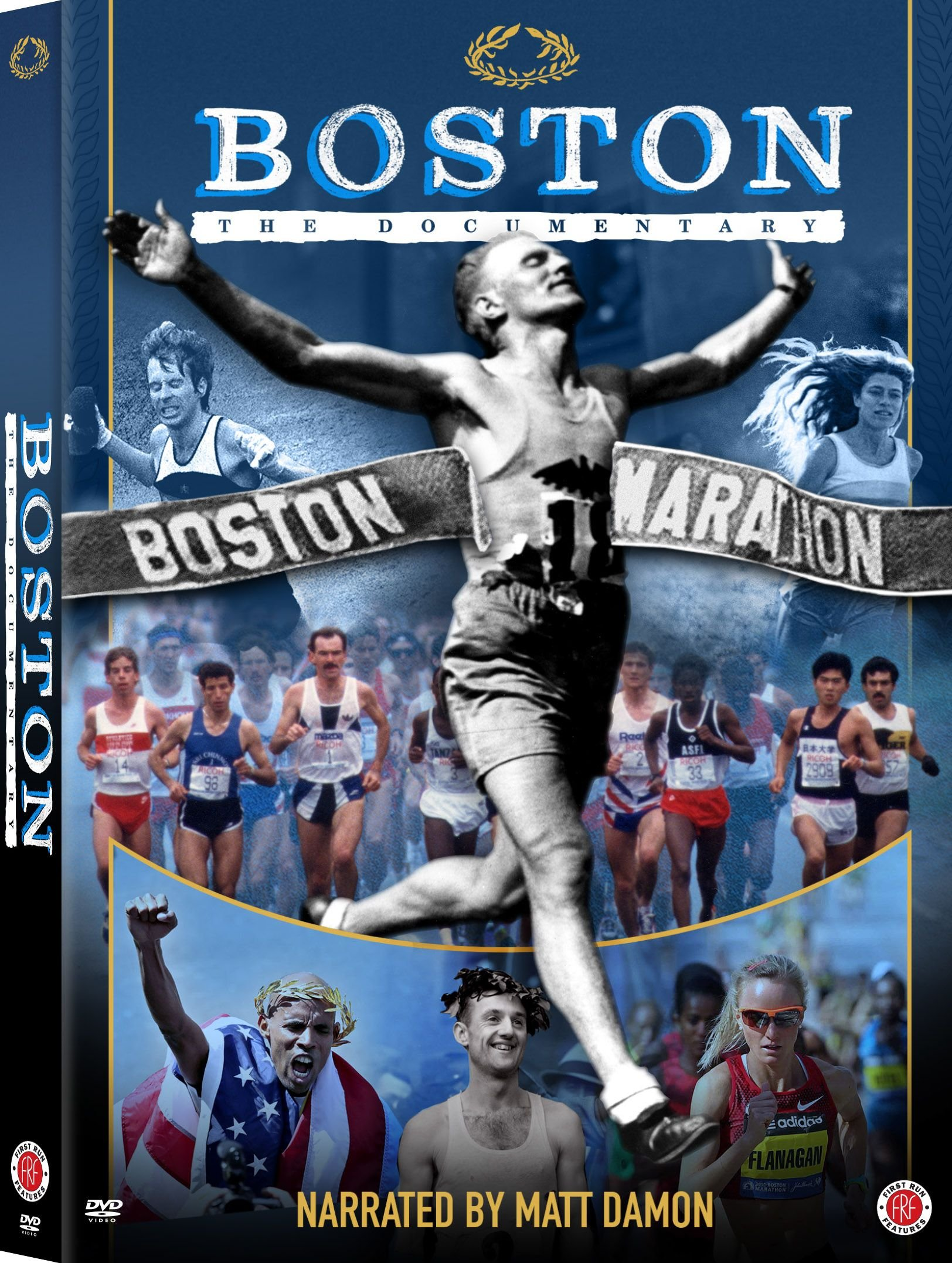 DVD : Boston: The Documentary (Widescreen)