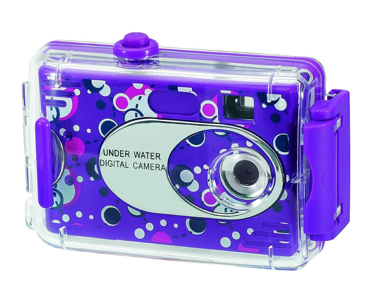 Sakar Aquashot 26690-Rite 5Mp Digital Camera with 2-Inch LCD Screen (Clear) Sakar Toys CA