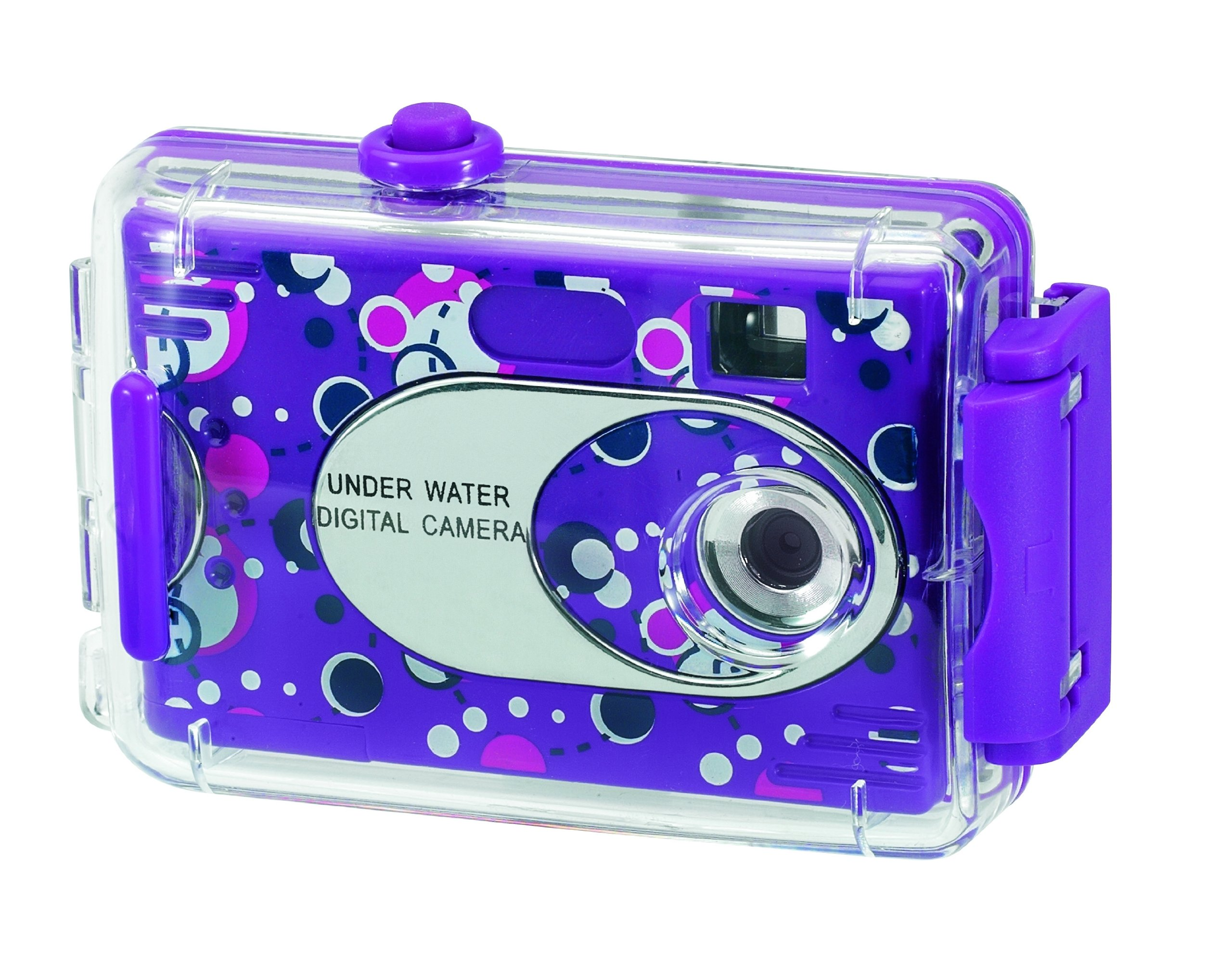 Aquashot Underwater Digital Camera, 26690-RITE - Color may Vary by Aquashot
