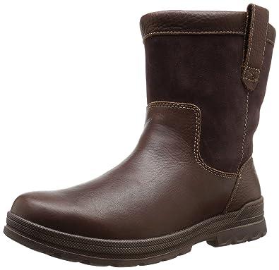 Mikkey Women US 9 Brown Snow Boot