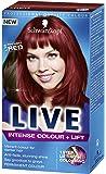 Schwarzkopf VIVO Color Intenso + Levante Permanente L38 Radiant Red - Pack de 3