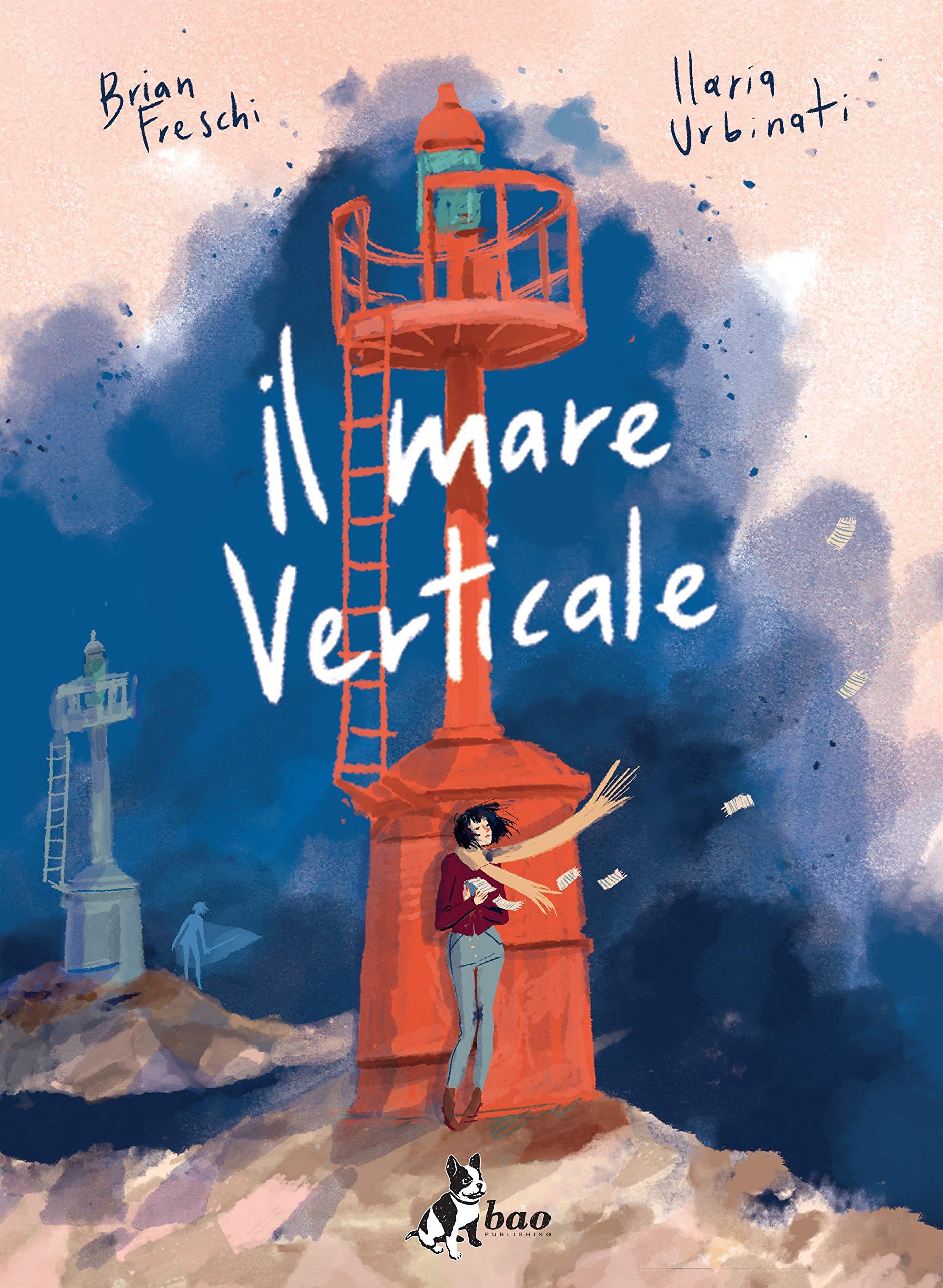 Il mare verticale: Amazon.it: Freschi, Brian, Urbinati, Ilaria: Libri