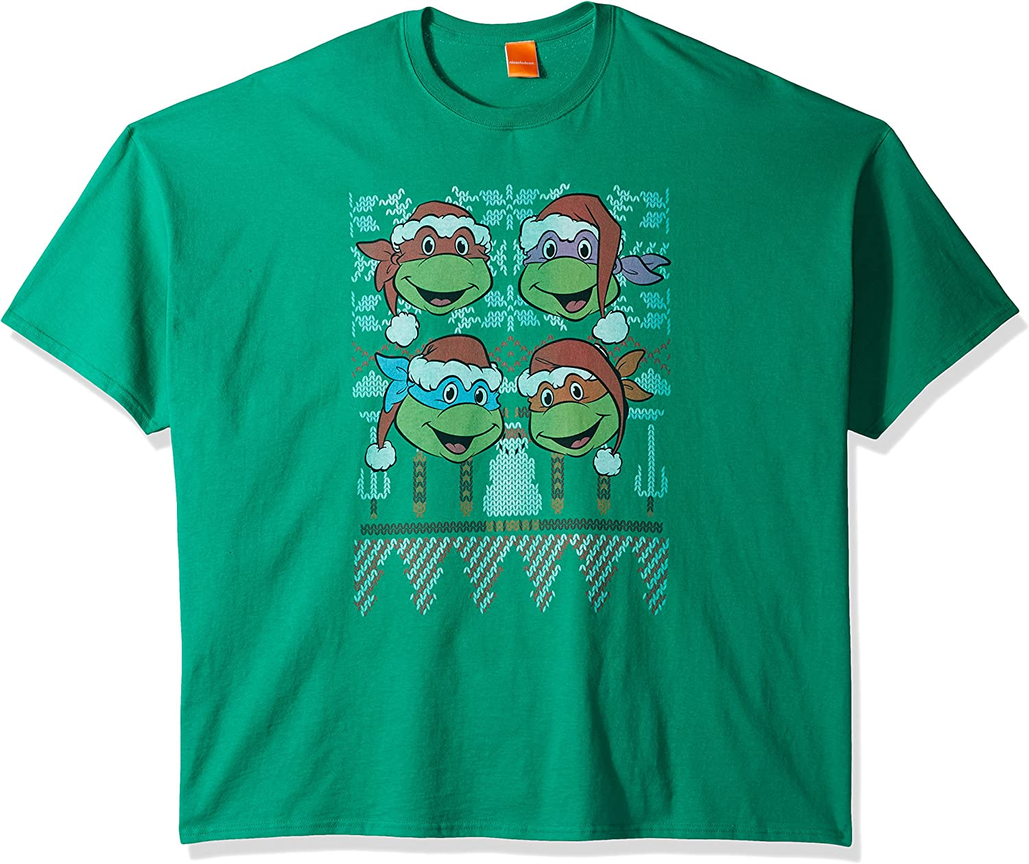 Officially Licensed TMNT Group Unisex Kids T-Shirt Ages 3-12 Years