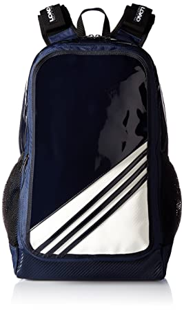 b9972047ab adidas 3 stripes Baseball enamel backpack BIN47 AP2745 (College Navy    White)
