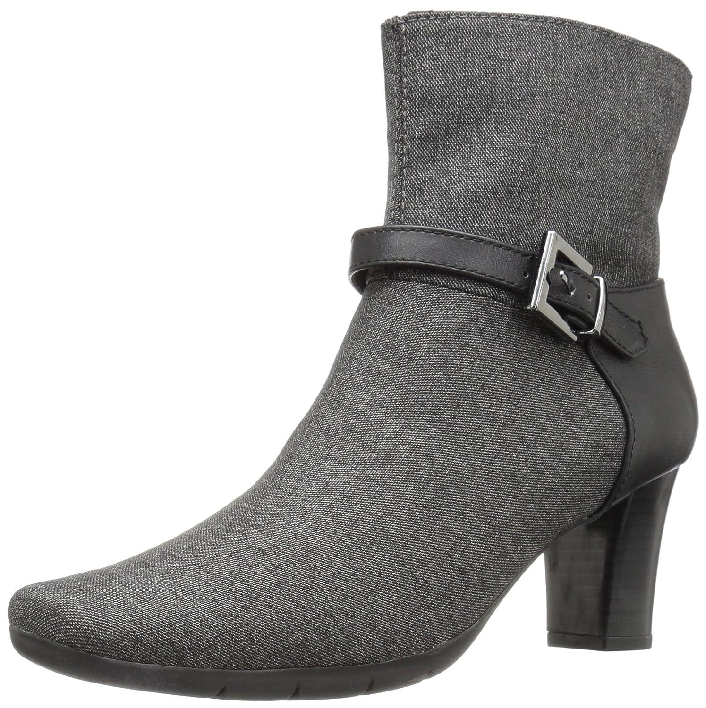 Aerosoles Women's Harmonica Boot Grey Wool