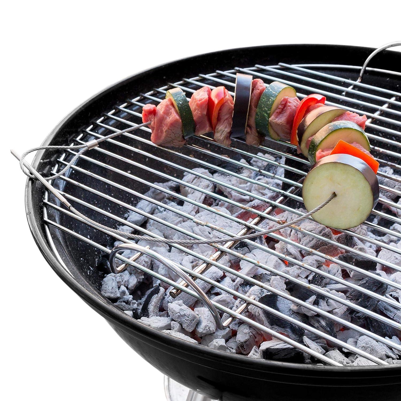 Edelstahl Träume - 500 ° c grado horno leña bimetálico y horno ...