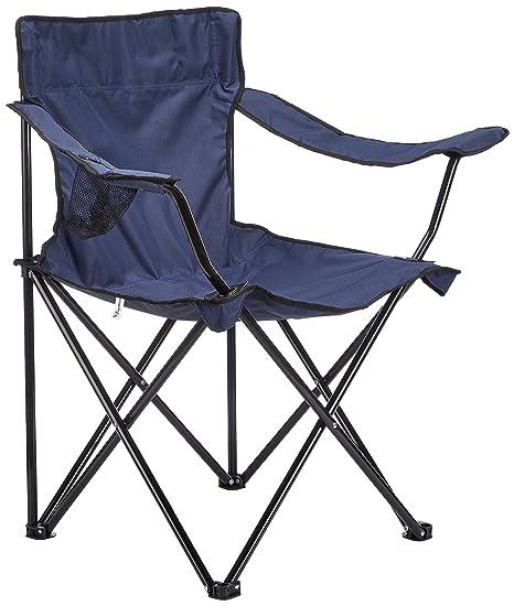 Papillon 8043410 Silla Playa Metal Pescador Plegable Azul ...
