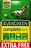 EverGreen Complete 4-in-1 Lawn Care Bag, 12.6 kg Plus 10% Free