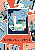 Alphabet Cities: Around the World in 32 Pull-out