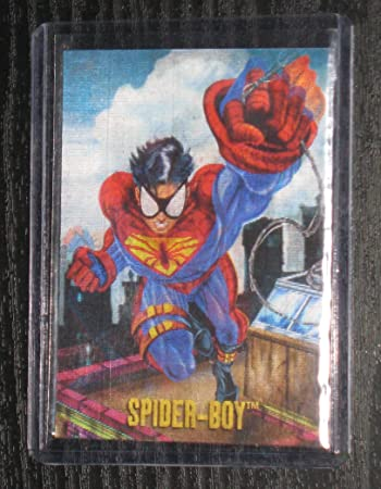 Amazon.com: 1995 DC VS. Marvel Spider-Boy Mirage # 1 de 2 ...