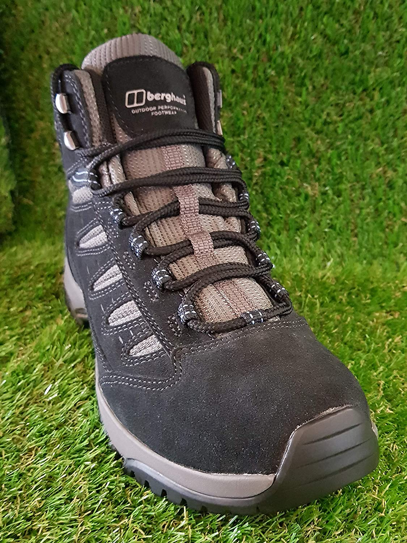 Noir Lacets de Chaussures-Toutes Tailles-Rond Marche Randonnée Coton Boot Lacets Nouveau