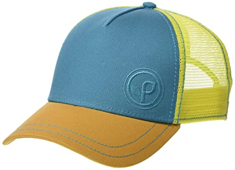 50eef298e9c2bf Amazon.com : pistil Buttercup Trucker Hat, Blue : Clothing